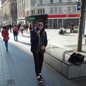 Un român care a făcut senzație pe străzile din Liverpool, își încearcă norocul la un show de talente