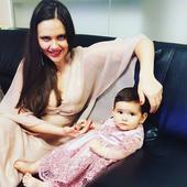 Cristina Siscanu fetita Petra