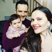 Cristina Siscanu fetita
