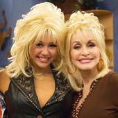 Dolly Parton este nasa lui Miley Cyrus