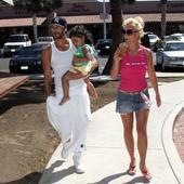 Kevin Federline si Britney Spears