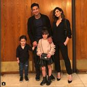 Mario Lopez familie