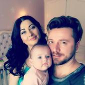 Gabriela Cristea și Tavi Clonda au ales patru nași pentru micuța Victoria Bella! Anunțul făcut de îndrăgita prezentatoare