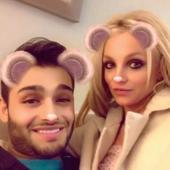 Britney si iubitul