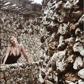 Hayley Hasselhoff lenjerie intima