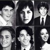 actori Friends poze vechi