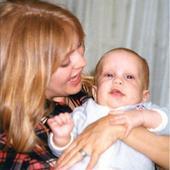 Oliver Hudson cu Goldie Hawn