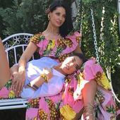 Imagini rare cu Antonia și mama ei! Te topești