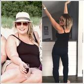 Shandra Redwine a sl�?bit 41 de kilograme f�?r�? opera�?ie de mic�?orare a stomacului. Iat�? ce diet�? a urmat