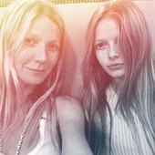 Gwyneth Paltrow si fiica ei