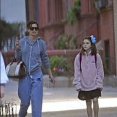Katie Holmes si Suri, in drum spre scoala
