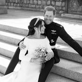 Meghan si Harry la nunta