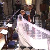 Prințesă Charlotte, moment adorabil la nunta prințului Harry cu Meghan Markle. Ce a făcut micuța