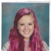 Ava, in prima zi de liceu