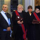 Gheorghe Dinica premiat