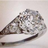 inelul de logodna al reginei Elisabeta
