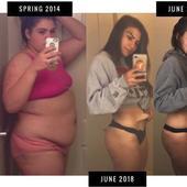 Laura cantarea 136 de kilograme