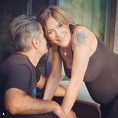 Roxana Ciuhulescu gravida