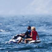 Brigitte Macron jet ski