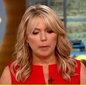 Clipe cumplite pentru o prezentatoare TV. A anunțat în buletinul de știri moartea propriei sale fiice
