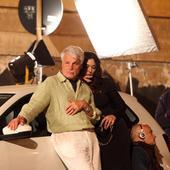 in 2010, cu Monica Belucci