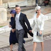 Robbie Williams si sotia lui