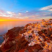 Insula Santorini