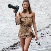 Helena Christensen e unul dintre cele mai mari modele din lume