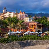 Plaja Las Americas din Tenerife