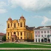 Timișoara. Domul Catolic