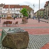 Timișoara. Piața Libertății