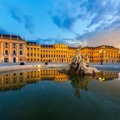 Viena. Palatul Schonbrunn