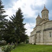 Iași - Mănăstirea Trei Ierarhi