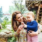 Imagini rare și adorabile cu Kate Middleton, prințul William și copiii lor. Ce familie frumoasă. Detaliul care i-a surprins pe toți