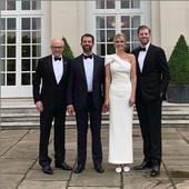 Ivanka Trump, o aparitie impecabila