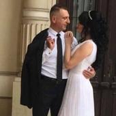 Christian Sabbagh s-a căsătorit religios. Ce frumoasă a fost mireasa