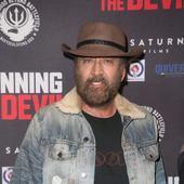 Nicolas Cage si jacheta lui