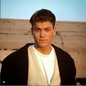 sotul lui Megan, pe vremea cand juca in Beverly Hills 90210