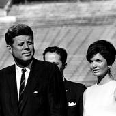 sotii Kennedy, in 1960