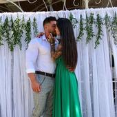 Roxana Vancea și Dragoș Paiu s-au căsătorit. Primele imagini de la Starea Civilă