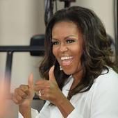 fosta prima doamna, Michelle Obama, este nascuta in 17 ianuarie