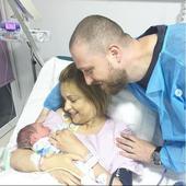 Vlad s-a nascut in urma cu 8 luni