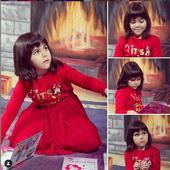 fetita cea mare are cinci ani