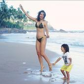 una dintre cele mai frumoase plaje din Sri Lanka