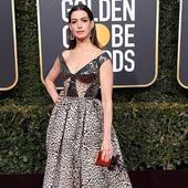 Anne Hathaway are 1,72 metri