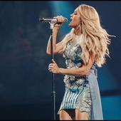 Carrie Underwood are 1,61 de metri
