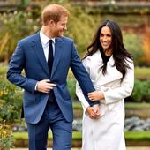 Meghan are 1,70 metri, printul Harry, 1,85 metri