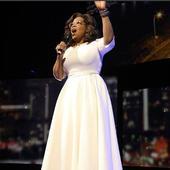 Oprah, 1,70 metri