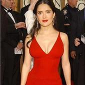 Salma Hayek are 1,57 de metri
