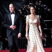 Cum au reacționat prințul William și Kate Middleton când la premiile BAFTA s-au făcut glume pe seama prințului Harry și a scandalului Megxit